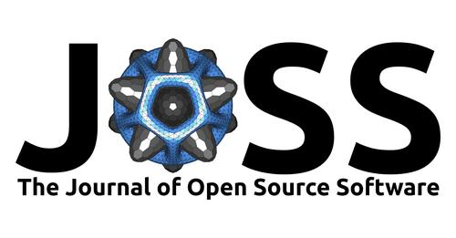Journal of Open Source Software logo